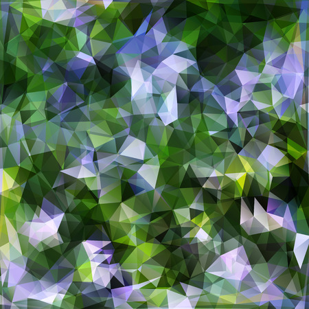 polyhedral: modern abstract polygonal background with design
