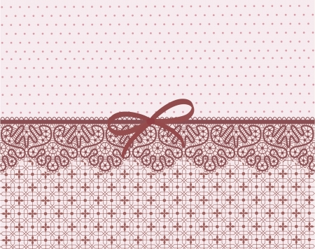 fabric label: Template frame design for greeting card