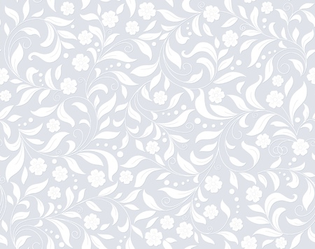 dab: seamless  abstract  floral   background