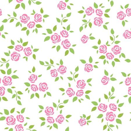 Zökkenőmentes absztrakt háttér rózsák