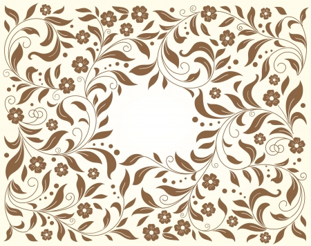 Template  frame design  for card.. Stock Vector - 17451294