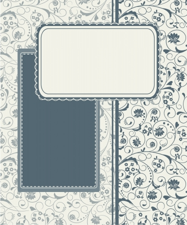 Template frame design Imagens - 17795031