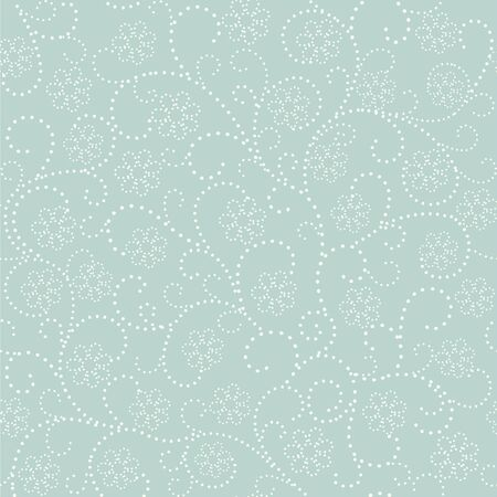 nature pattern: Seamless abstract  floral   background Illustration