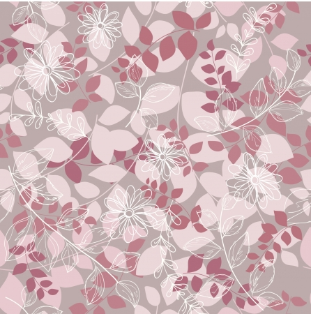 Seamless floral  background Imagens - 19578916