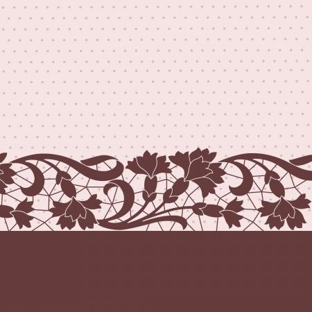 Sablon keret tervezés üdvözlőlap Illusztráció