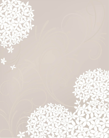 linen paper: Template frame  design for card.