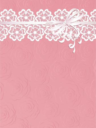 Template  frame design  for card.. Illustration