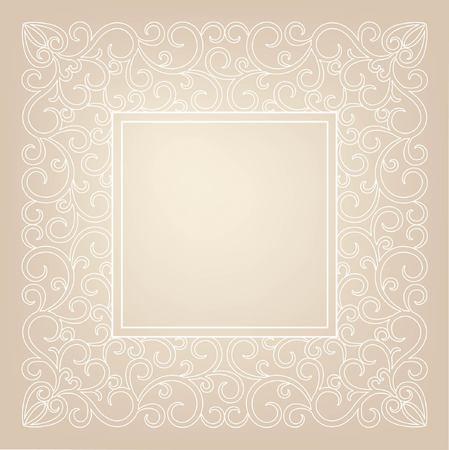 invitation frame