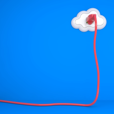 Cloud Computing Concept Stock Photo - 15222330