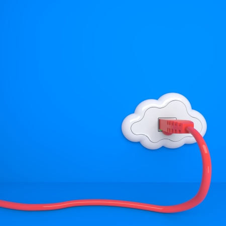 Cloud Computing Concept Stock Photo - 15222333