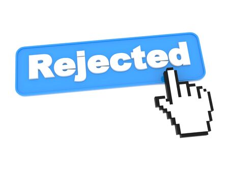 Social Media Button - Rejected Stock Photo - 15313533
