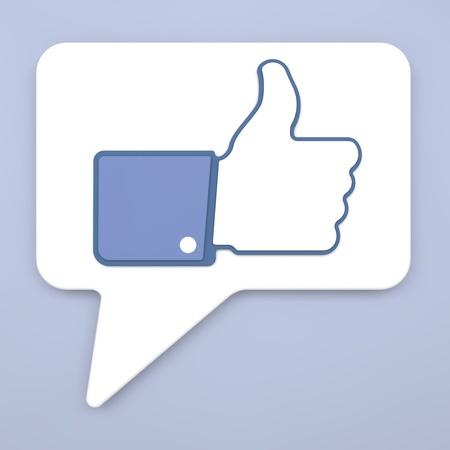 dislike: Web Button Dislike Geà ¯ soleerd op witte achtergrond