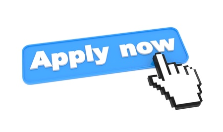 Apply Now Button on Modern Computer Keyboard  Stock Photo - 15402424