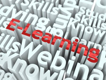 electronically: E-learning Conceptual Design  Online learning background