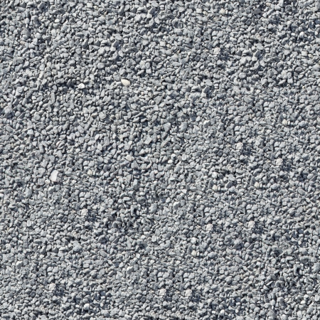 Grey Gravel  Seamless Tileable Texture  photo