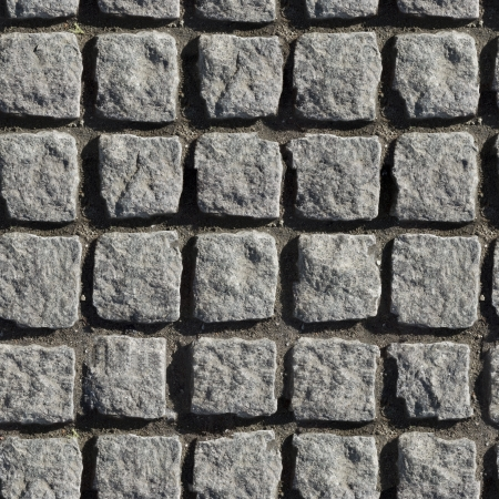 footpath: Stone Blocks  Seamless Tileable Texture