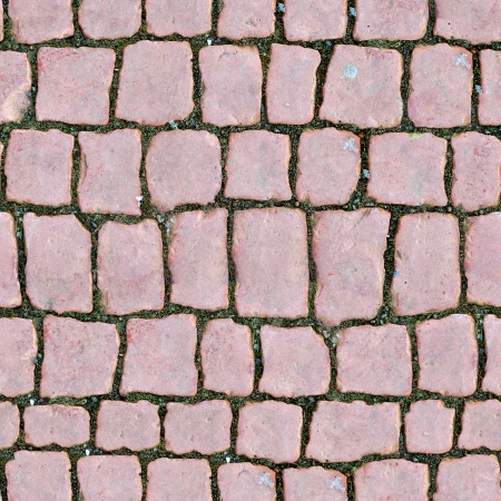 Red Stone Block Seamless Texture   more seamless in my folio   photo