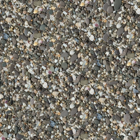 Pebble Stones  Seamless Tileable Texture  photo