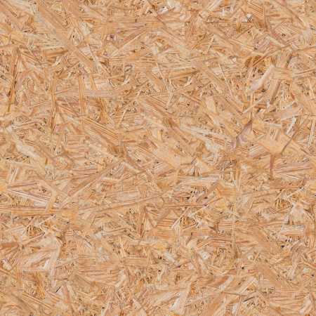 Pressed Wooden Panel  OSB   Seamless Tileable Texture