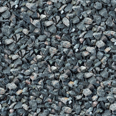 Seamless Tileable Texture  Granite Rubble photo
