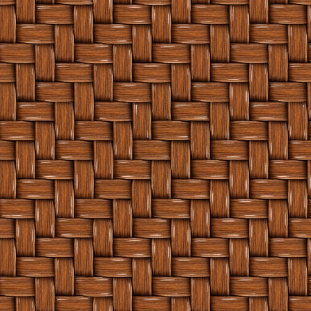 Textura incons�til de Tileable de la rota de madera de Brown photo