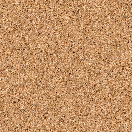 Seamless Tileable Texture of Detailed Sandy Beach Stock Photo - 19339127