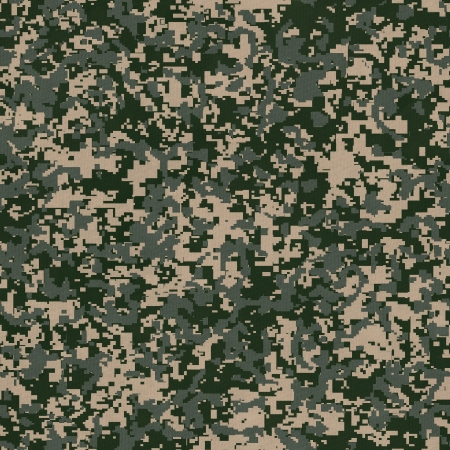 Military Fabric Pattern  Seamless Tileable Texture Stock Photo - 19665883