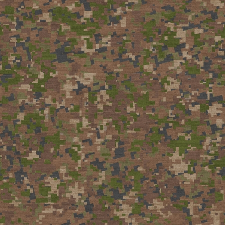 Camouflage in Traditional Swampy Green and Beige  Seamless Tileable Texture Stock Photo - 19665891