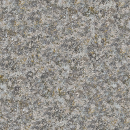 fulvous: Seamless Texture of Weathered Old Concrete Surface is Covered with Moss and Dirt Stains.