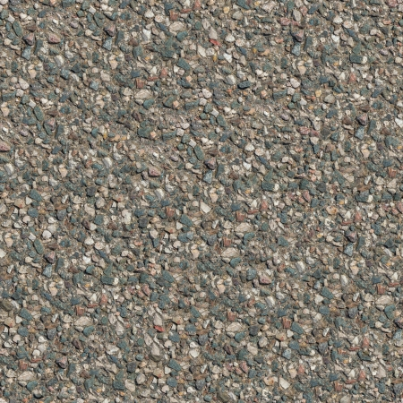 Seamless Tileable Texture of Fragment of Old Stone Road. Big Size. photo