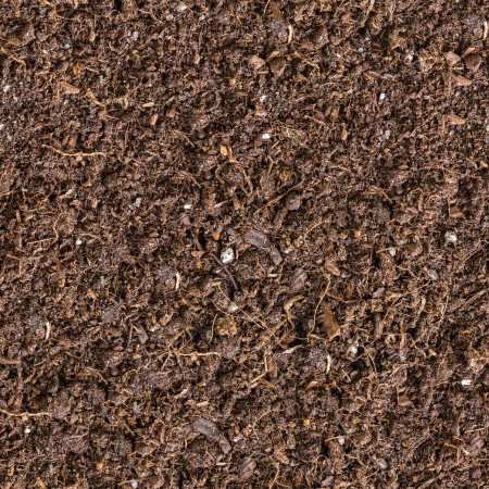 Seamless Tileable Texture of the Brown Soil. Stock Photo - 22610613