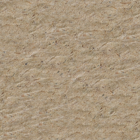 Seamless Tileable Texture of Old Packing Paper Surface. photo
