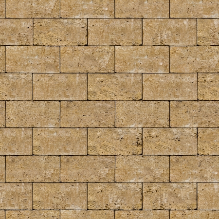 coquina: Coquina Wall  - Good Processed with Narrow Seams  Seamless Tileable Texture