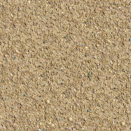 fulvous: Country Road with Small Stones  Seamless Tileable Texture