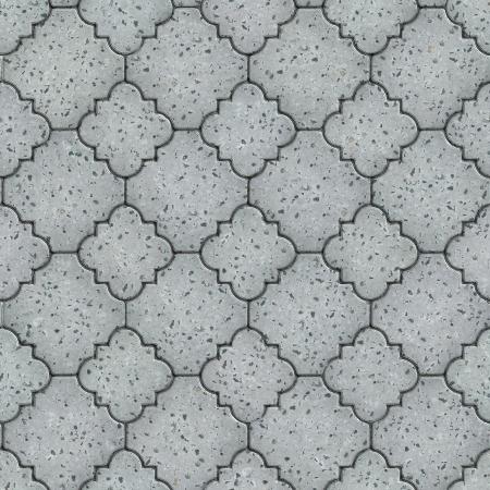 figured: Light Gray Figured Pavement  Seamless Tileable Texture
