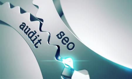reassessment: Seo Audit Concept on the Mechanism of Metal Cogwheels.