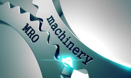 reciprocity: Machinery MRO on the Mechanism of Metal Gears.