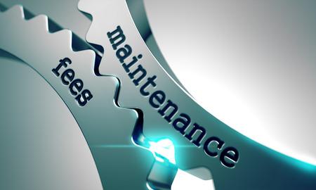 reimbursement: Maintenance Fees on the Mechanism of Metal Gears.