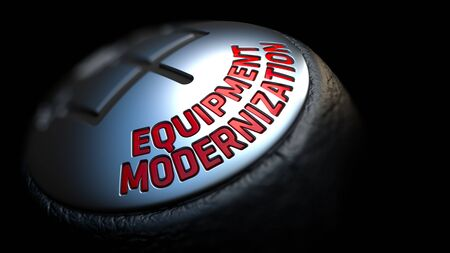 modernization: Equipment Modernization.