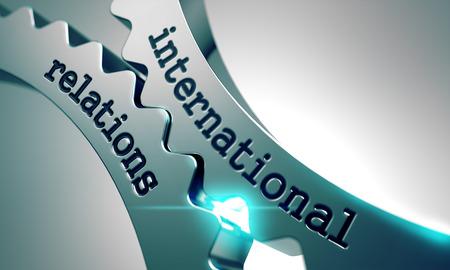 International Relations on the Mechanism of Metal Gears.