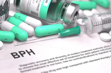 píldora gris para próstata agrandada