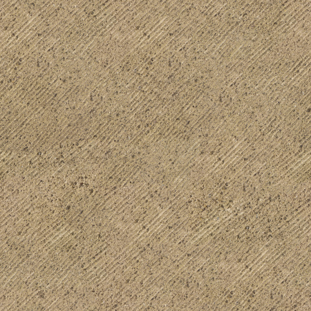 fulvous: Pale Beige Seamless Tileable Texture of Sandstone Background. Stock Photo