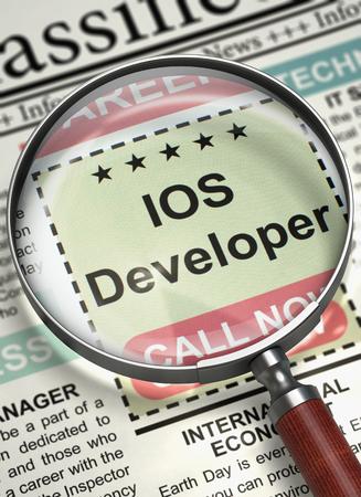 ios: IOS Developer Wanted. 3D.