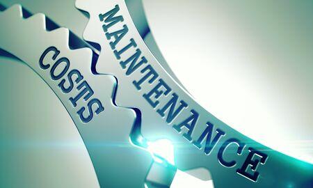 budget repair: Maintenance Costs the Mechanism of Metal Cog Gears. 3d.