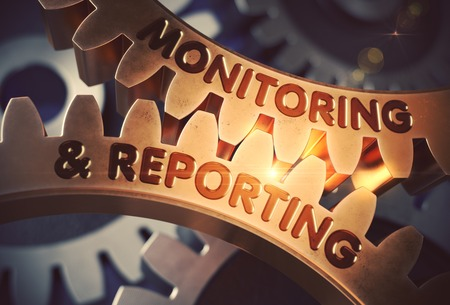Monitoring And Reporting. 3D.