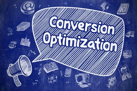 Conversion Optimization - Business Concept.
