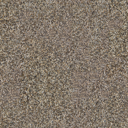 Surface Covered with Small Stones.