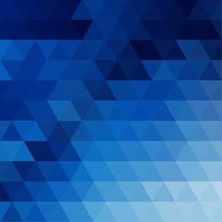 blau wei�: abstrakten Hintergrund aus Dreiecken