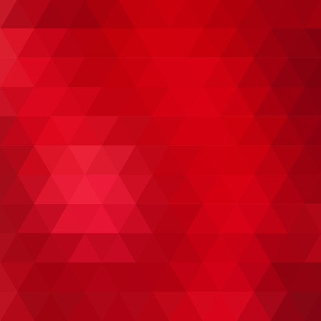 abstract background consisting of triangles Vettoriali
