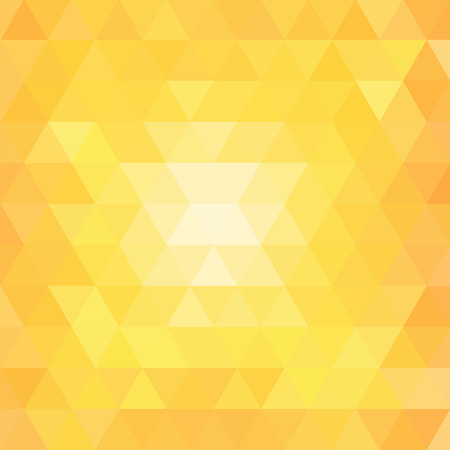imposition: abstract background consisting of triangles Illustration